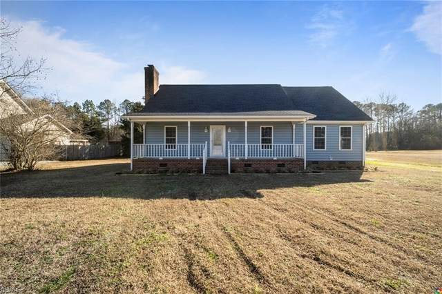 31082 Peachtree Ave, Southampton County, VA 23878 (#10360828) :: Tom Milan Team