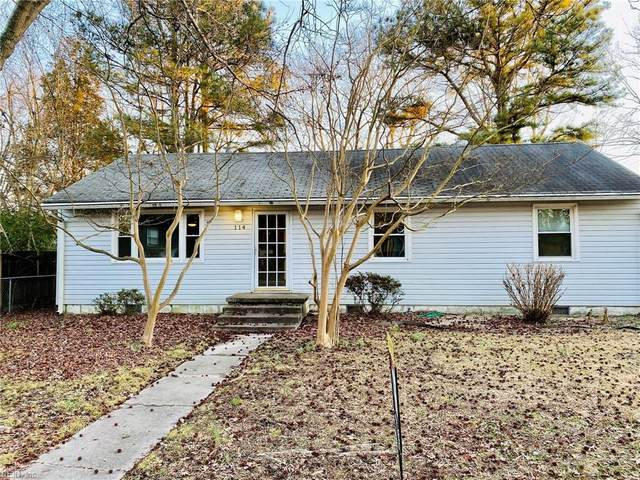 114 Woodhaven Rd, Newport News, VA 23608 (#10360829) :: RE/MAX Central Realty
