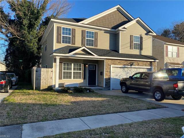 2220 Reservoir Ave, Norfolk, VA 23504 (#10360847) :: Abbitt Realty Co.