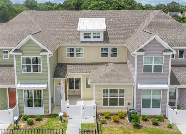 404 Fishers Ct, Hampton, VA 23666 (#10360860) :: Crescas Real Estate