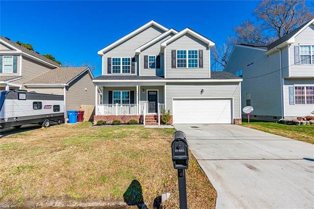112 Gregg St, Chesapeake, VA 23320 (#10360863) :: Tom Milan Team
