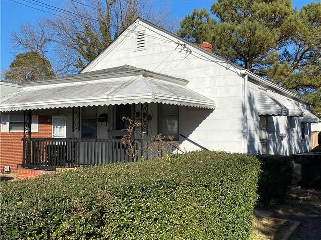 506 Pennsylvania Ave, Hampton, VA 23661 (#10360866) :: Encompass Real Estate Solutions