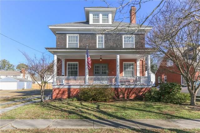 1048 Hanover Ave, Norfolk, VA 23508 (#10360910) :: Atkinson Realty