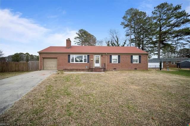 16 Keswick Cir, Newport News, VA 23602 (#10360920) :: Atkinson Realty