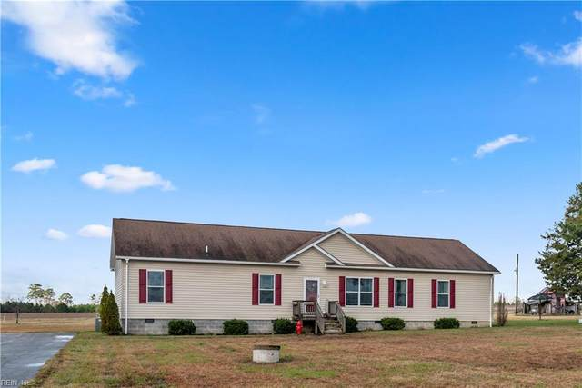 22300 Medicine Springs Rd, Southampton County, VA 23837 (#10360930) :: Tom Milan Team
