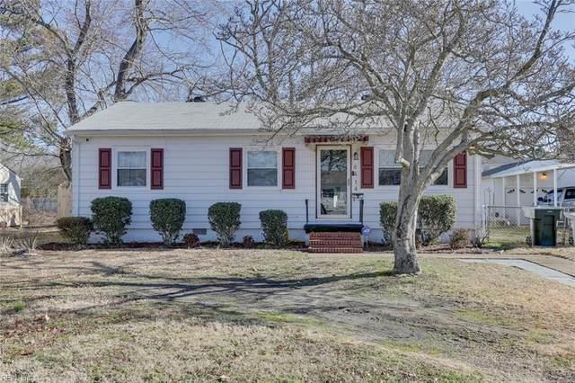 8414 Orcutt Ave, Hampton, VA 23605 (#10360957) :: Avalon Real Estate