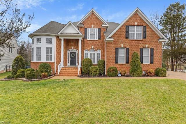 114 Yacht Ct, York County, VA 23185 (#10360963) :: Verian Realty