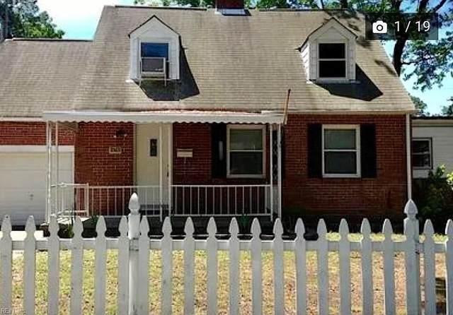 3563 Seay Ave, Norfolk, VA 23502 (#10360980) :: Atkinson Realty