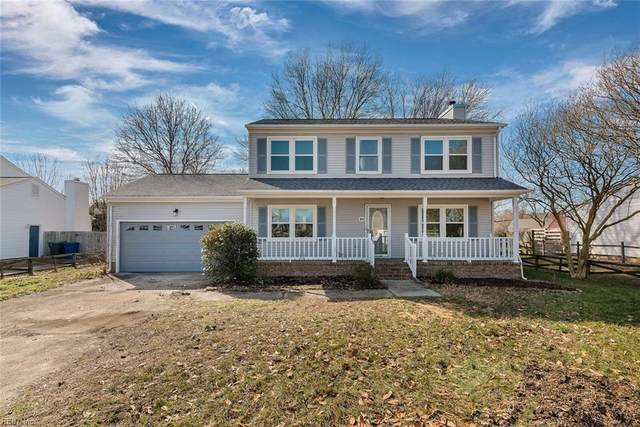 90 Deer Run Trl, Newport News, VA 23602 (#10360986) :: Avalon Real Estate