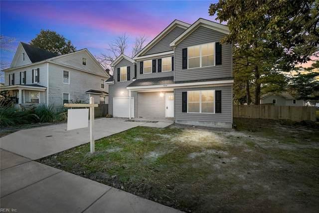 1017 Hill St, Chesapeake, VA 23324 (#10361001) :: Atkinson Realty