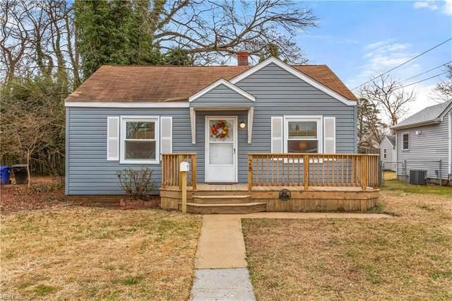 28 Harvard Rd, Portsmouth, VA 23701 (#10361007) :: Crescas Real Estate