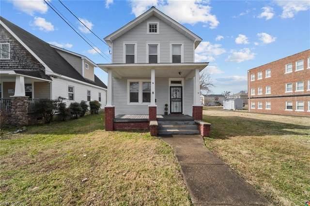8 S Boxwood St, Hampton, VA 23669 (#10361062) :: Encompass Real Estate Solutions