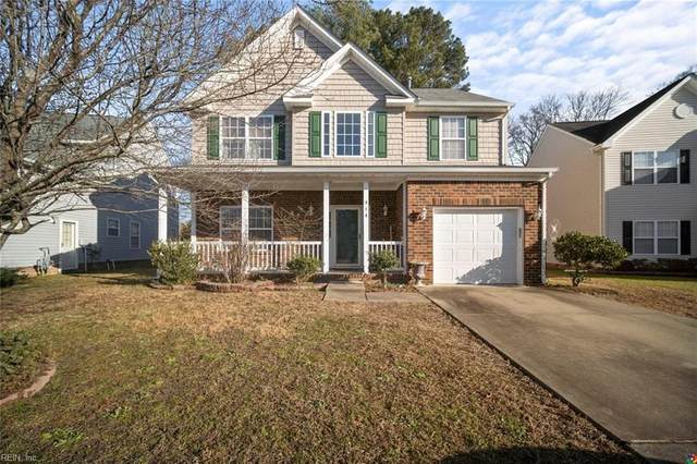 914 Sparrow Ct, Newport News, VA 23608 (#10361077) :: Crescas Real Estate