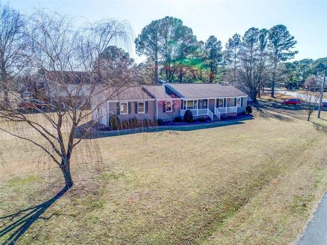 404 Jefferson Dr, Isle of Wight County, VA 23430 (#10361084) :: Verian Realty