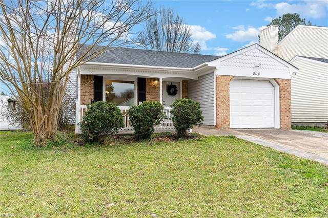 808 Crashaw St, Virginia Beach, VA 23462 (#10361094) :: Crescas Real Estate