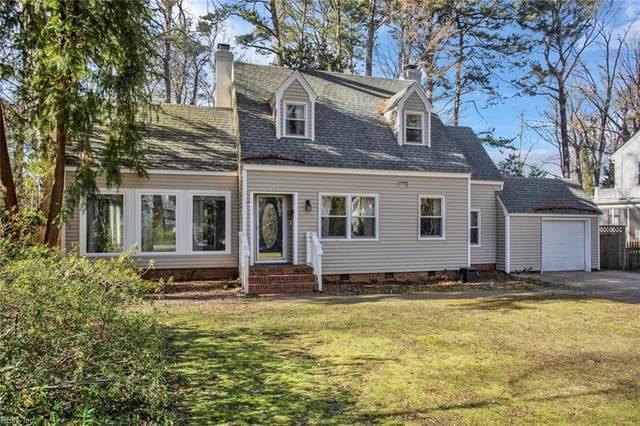 258 James River Dr, Newport News, VA 23601 (#10361140) :: Crescas Real Estate