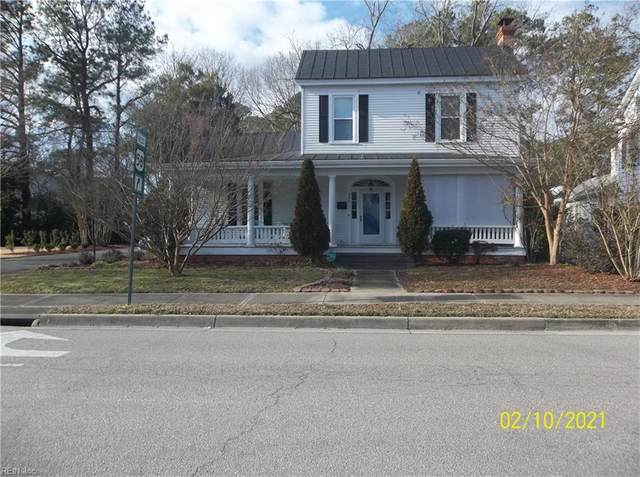 506 Lee St, Franklin, VA 23851 (#10361151) :: Berkshire Hathaway HomeServices Towne Realty