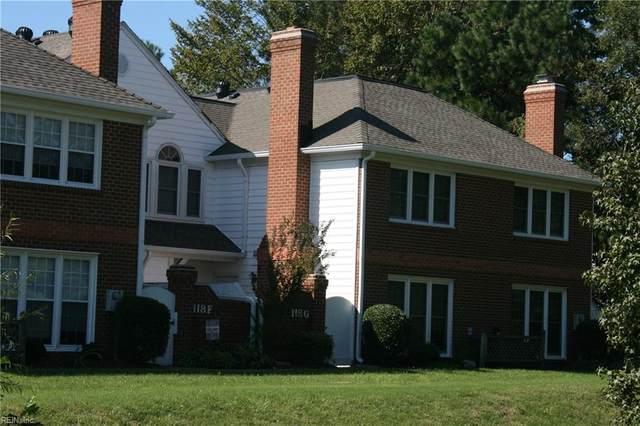 118 Chippenham Dr G, York County, VA 23693 (#10361173) :: The Bell Tower Real Estate Team