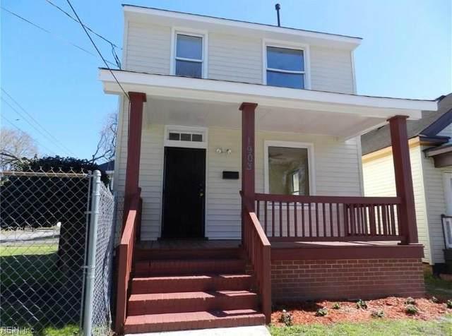 1903 Prentis Ave, Portsmouth, VA 23704 (#10361190) :: Austin James Realty LLC