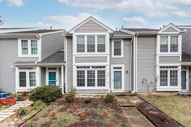 304 Appaloosa Dr, York County, VA 23693 (#10361193) :: Berkshire Hathaway HomeServices Towne Realty
