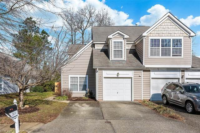 304 Dorothy Dr, York County, VA 23692 (MLS #10361226) :: AtCoastal Realty