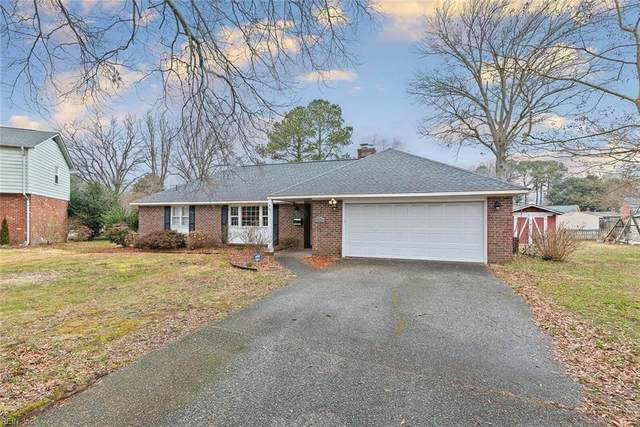 502 Elizabeth Lake Dr, Hampton, VA 23669 (#10361247) :: Momentum Real Estate