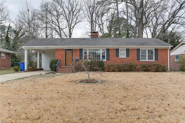 14 Paddock Dr, Newport News, VA 23606 (MLS #10361277) :: AtCoastal Realty