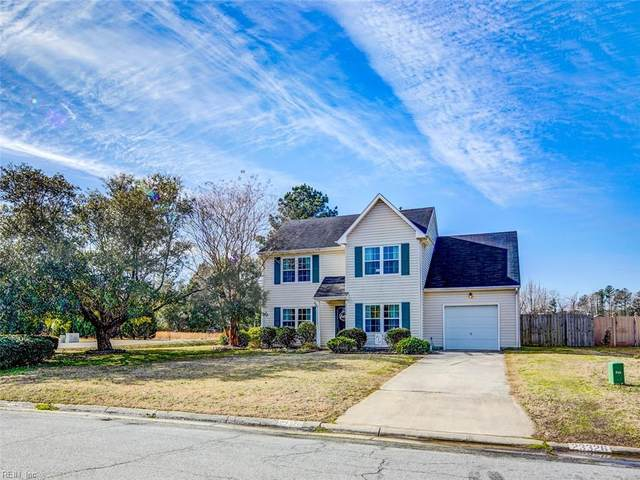 23326 Spring Crest Dr, Isle of Wight County, VA 23314 (#10361298) :: Berkshire Hathaway HomeServices Towne Realty