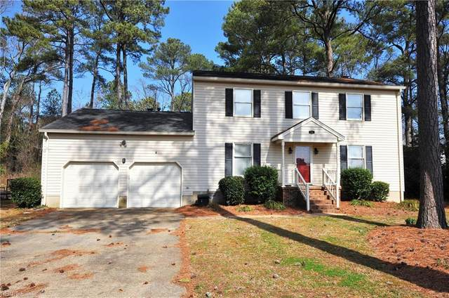 10 Floyd Ave, Poquoson, VA 23662 (#10361309) :: Berkshire Hathaway HomeServices Towne Realty