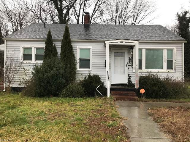2420 Graham St, Portsmouth, VA 23704 (#10361315) :: Berkshire Hathaway HomeServices Towne Realty
