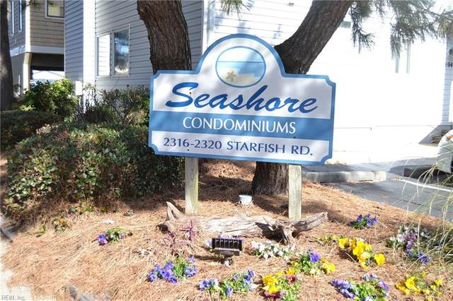2320 Starfish Rd #303, Virginia Beach, VA 23451 (#10361369) :: Tom Milan Team