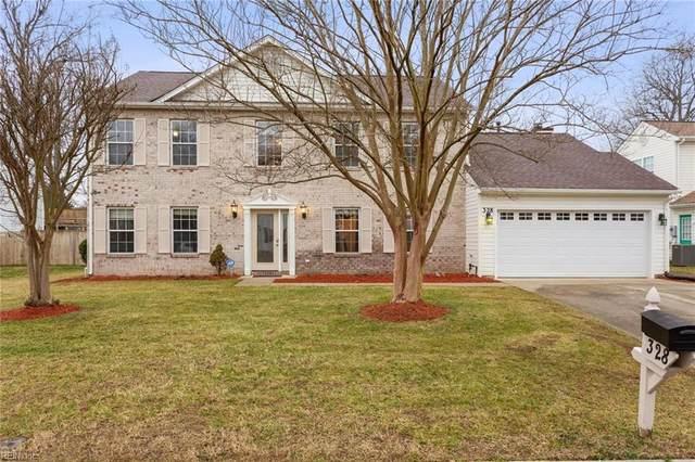 328 Peach Tree Cres, Newport News, VA 23602 (#10361387) :: Atkinson Realty