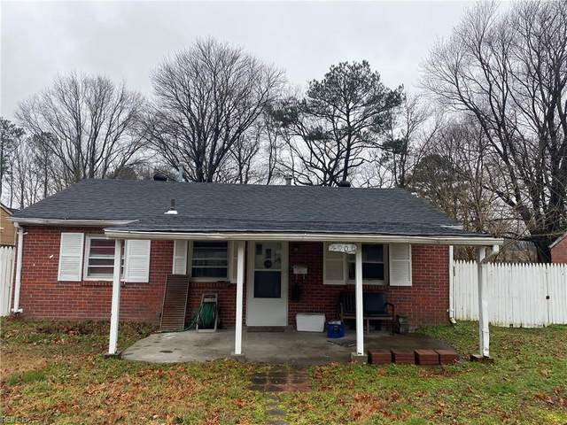 5903 Potomac Ave, Newport News, VA 23605 (#10361395) :: Rocket Real Estate
