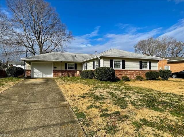 22 Hankins Dr, Hampton, VA 23669 (#10361416) :: Berkshire Hathaway HomeServices Towne Realty