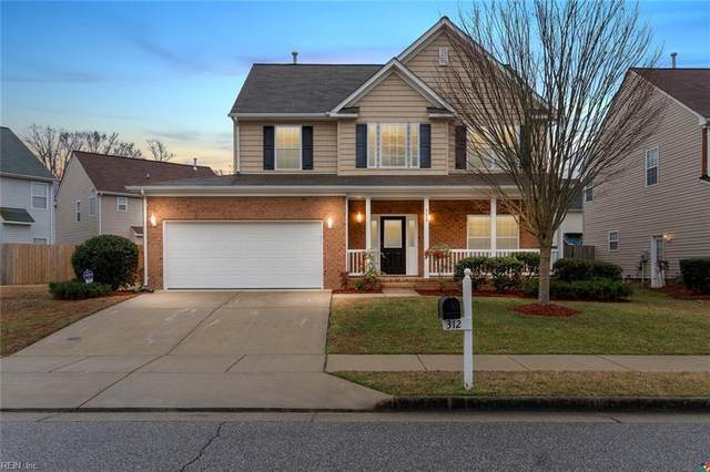 312 Bexley Park Way, Newport News, VA 23608 (#10361421) :: Crescas Real Estate