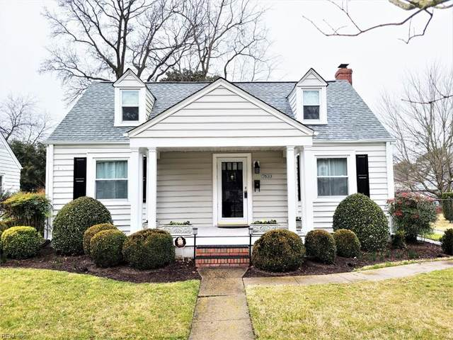 7633 Gloucester Ave, Norfolk, VA 23505 (#10361441) :: Atkinson Realty