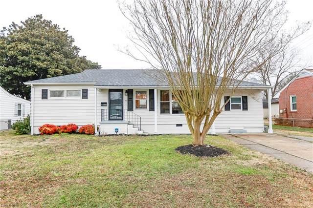 7 Beechwood Rd, Hampton, VA 23666 (#10361446) :: Berkshire Hathaway HomeServices Towne Realty
