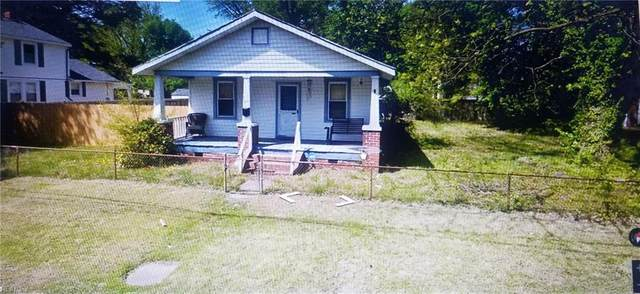 34 Dekalb Ave, Portsmouth, VA 23702 (#10361504) :: Berkshire Hathaway HomeServices Towne Realty