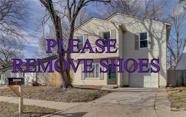 4340 Smokey Lake Dr, Virginia Beach, VA 23462 (#10361538) :: Kristie Weaver, REALTOR
