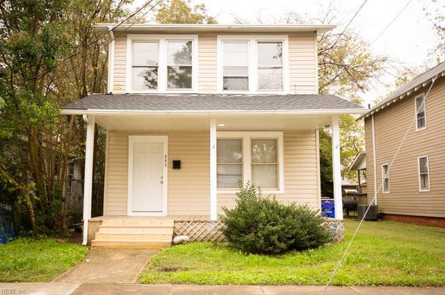 809 50th St, Norfolk, VA 23508 (#10361565) :: Verian Realty