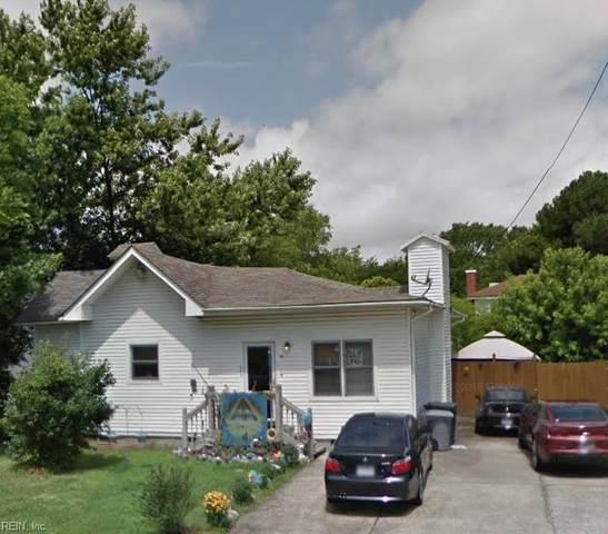 607 N Mallory St, Hampton, VA 23663 (#10361579) :: Verian Realty