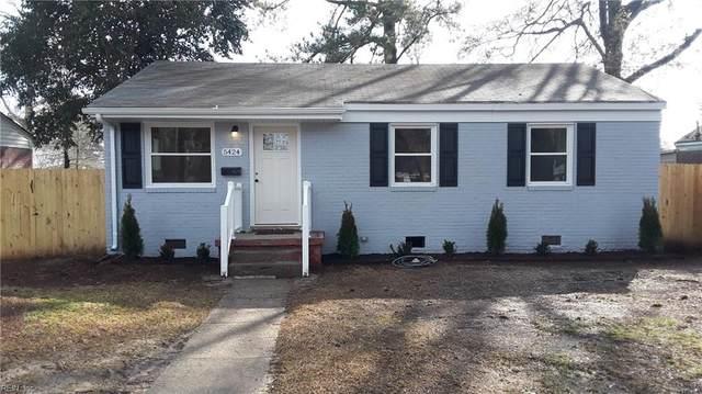 5424 Silbert Rd, Norfolk, VA 23509 (#10361598) :: Momentum Real Estate