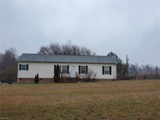 29383 Hunter Point Rd, Southampton County, VA 23837 (#10361614) :: Crescas Real Estate