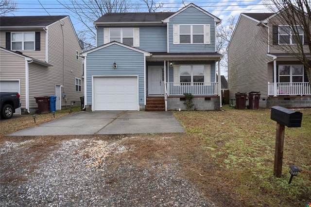 316 Gale Ave, Chesapeake, VA 23323 (#10361637) :: The Bell Tower Real Estate Team
