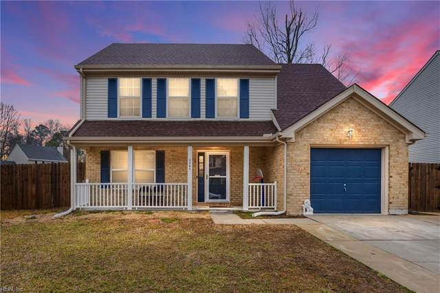 1405 Falcon St, Suffolk, VA 23434 (#10361644) :: Abbitt Realty Co.