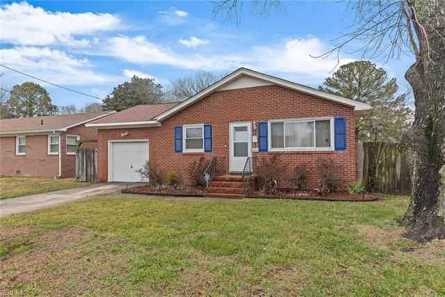 600 Gary Ln, Hampton, VA 23661 (#10361646) :: The Kris Weaver Real Estate Team