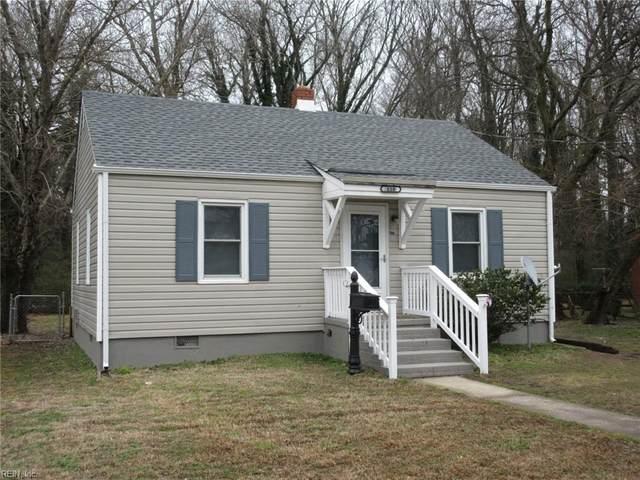 118 Roland Dr, Hampton, VA 23669 (#10361666) :: Berkshire Hathaway HomeServices Towne Realty