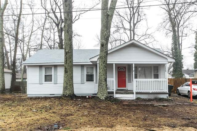 9 Beacon Rd, Portsmouth, VA 23702 (#10361681) :: Berkshire Hathaway HomeServices Towne Realty