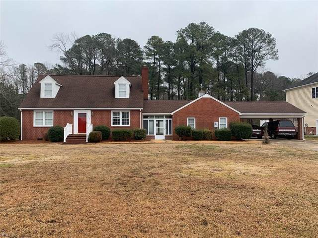 1708 Back Creek Rd, York County, VA 23696 (#10361720) :: The Kris Weaver Real Estate Team