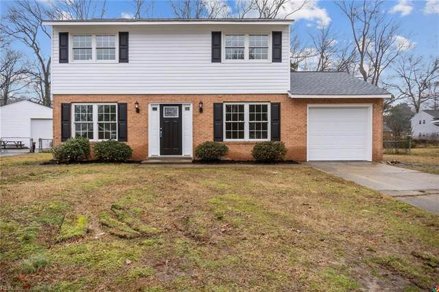 108 Duval Ct, Hampton, VA 23669 (#10361746) :: Atlantic Sotheby's International Realty